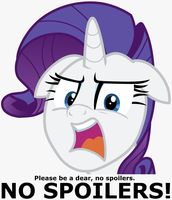 Rarity - NO Spoilers by TomFraggle