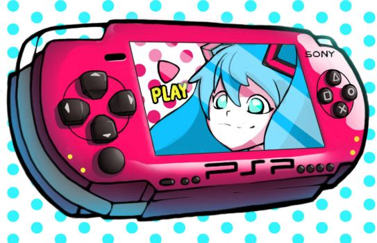 psp by LittleTinyPea