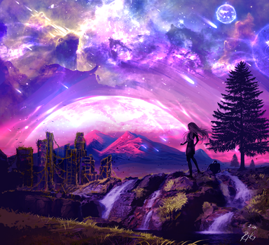 New Age by ryky