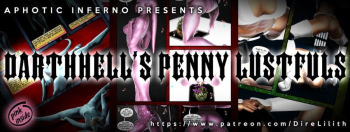 Penny Lustful by darthhell