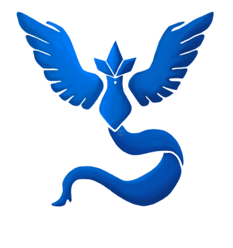 Team Mystic Logo by Starrphyre