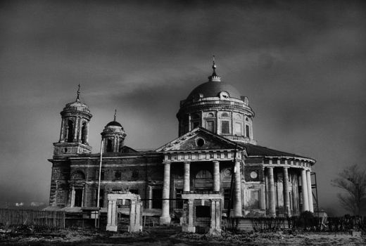 old church by drgopher