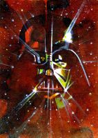 Vader Galaxy 7 by markmchaley