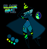 [CUSTOM] Black Opal by JimPAVLICA