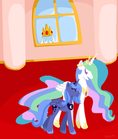 MLP-AT: All that princess... by TheKnysh