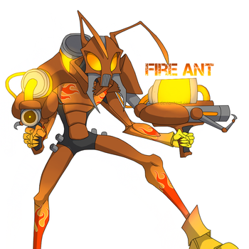 Buggy Situation - Fire Ant Final Design by Ipku