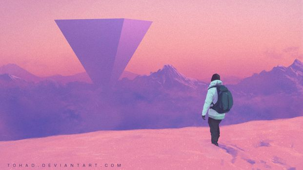 Summer on Ganymede by Tohad