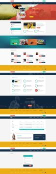 BetIn - web design for online betting/bookmaker by SycylianBeef