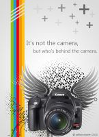 its not the camera by Arifismyname