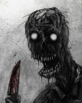 Rotting Zombie by Eemeling