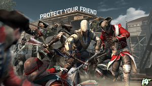 Assassin's Creed 3 Co-op by ArteF4ct