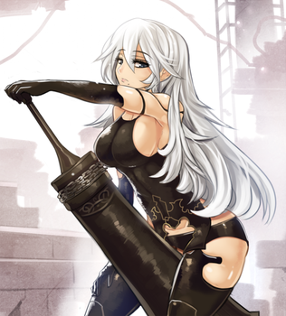 A2 by freedomthai