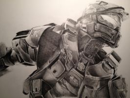 Halo 4 by PatrickRyant