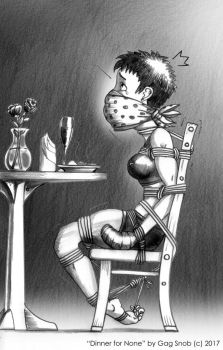 Dinner for None by GagSnob