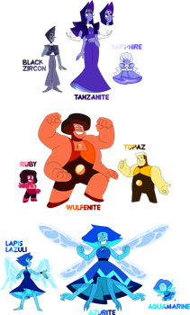 PayPal Gem Fusion Adopts (CLOSED) REDUCED $$$ by XombieJunky