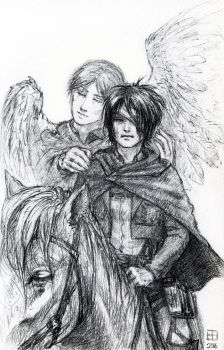 Her Guardian Angel by Shtarka