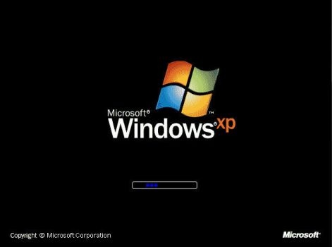 XP Boot Screen + Vista 7 Flag by AMIRSYAHRANI