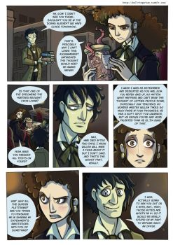 .Bloodborne: Chatting into the wee hours part 1. by MalakiaLaGatta