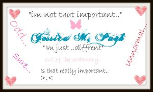 About me banner by Jessica-neko
