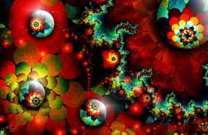 70's Flower Power by coby01