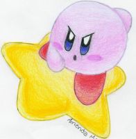 Kirby by delirious-psychopath
