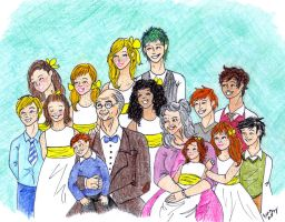 The Grandkids by GloomyPippi