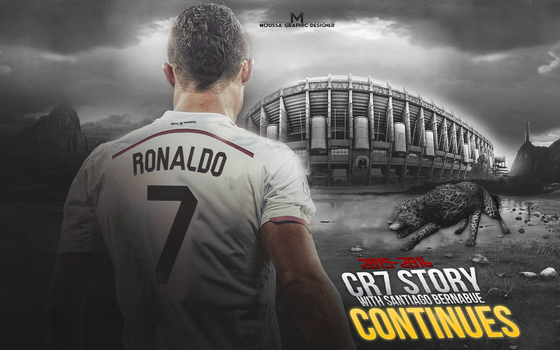 CR7 story 2015/2016 Wallpaper by A-M-GRAPHICS