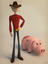 The Sherife and the Pig