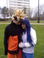 Possible Lovers by BluePandaCosplay
