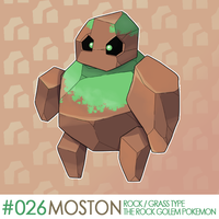 026 - Moston by SirAquakip