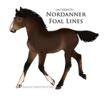 A1807 Foal Design - SOLD by Affyre