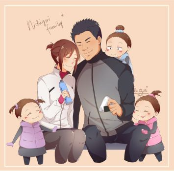 Happy Family by annJu-chan