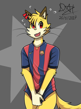 Meow Soccer by Meow-Map-Cute