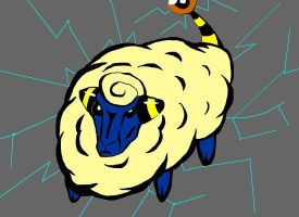 Boston the mareep by epic-agent-63