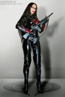 The baroness cosplay by Daelyth