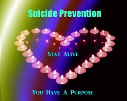 Suicide: It's not the answer by kgifted91