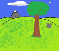 Crappy Landscape by aaasdd