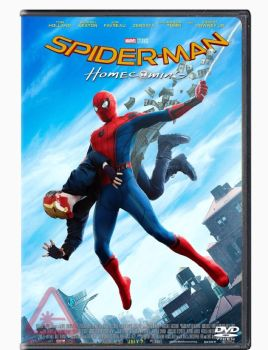 Spider-Man homecoming DVD cover #1 by 619rankin