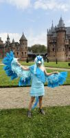 Gijinka Articuno Cosplay by GoldenLionofRa