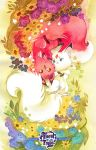 Floral Frolic : Flower Pile by blix-it