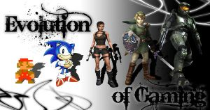 Evolution of Gaming by eastcoastsurfer12