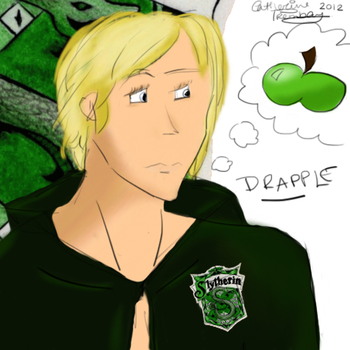 Draco Malfoy by OrganicElements