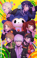 Pursue My True Self: Persona 4 tribute by thewrabbithole