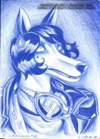 Portrait of Sophia Bianco 1929 by duraluminwolf