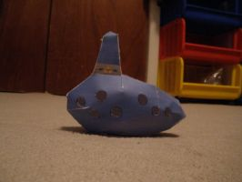 ocarina of time papercraft by pancakes-D