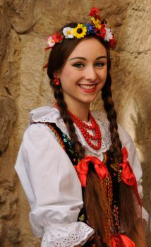 National costume 1 - Poland by wildplaces