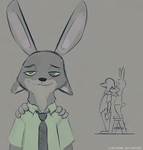 Bunny Ears - Rough by LiraCrown