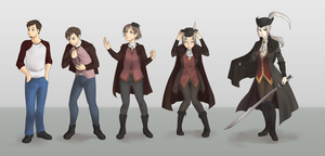 Lady Maria Tg Sequence by Rezuban