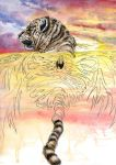 Richard Parker by CinnamonSoldier