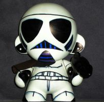 SandTrooper - Munny by MahLee